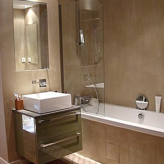 Agencement et pose de salles de bains